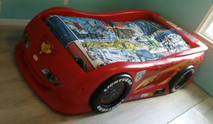 Lightning McQueen Twin bed for Sale in Shermans Dale, PA