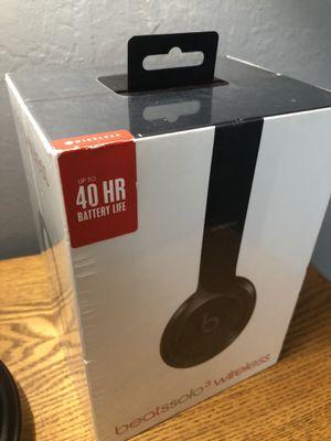 Beats Solo3 Wireless Brand New for Sale in Stockton, CA