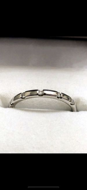 5 diamond ring size 6.5 for Sale in Ruskin, FL