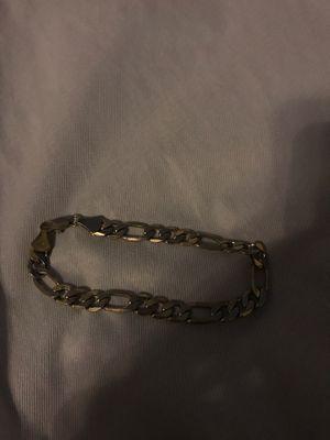 gold chain bracelet for Sale in Arlington, TX
