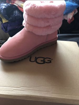 UGG Australia Half Fur Boot for Sale in Durham, NC