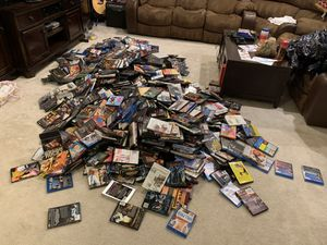 Over 1,000 movies...DVDs and Blu-Rays...used for Sale in Reston, VA
