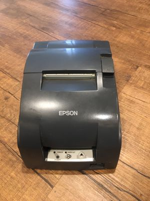 Epson Carbon Copy Printer for Sale in Long Beach, CA