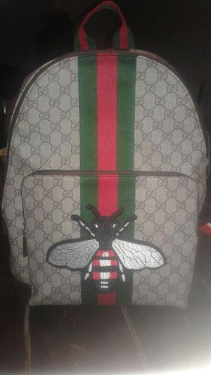 Authentic Gucci bookbag style tote bag for Sale in Greensboro, NC
