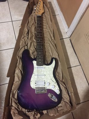Electric guitar for Sale in Cypress, TX