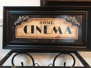 Cinema wall art for Sale in Grayson, GA