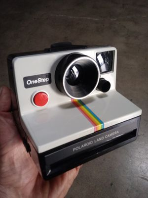 Polaroid OneStep Instamatic Land Camera FILM-TESTED for Sale in Chino, CA