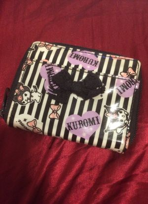Sanrio Kuromi wallet for Sale in Salt Lake City, UT