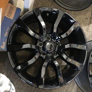 "OEM 20"" FRESH POWER COATED BLACK ON BLACK BRAND NEW RANGE ROVER SPORT OR HSE READY TO GO for Sale in Atlanta, GA"