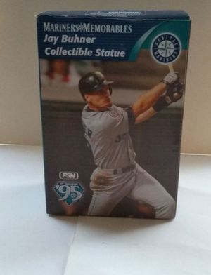 Seattle Mariners Jay Buhner Collectible Statue for Sale in Hapeville, GA