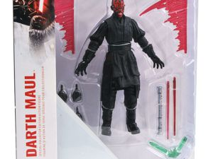 Darth Maul Collector's Edition Action Figure by Diamond Select STAR WARS UNOPENED for Sale in Belle Isle, FL