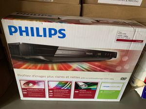 Phillips DVD player for Sale in Los Angeles, CA