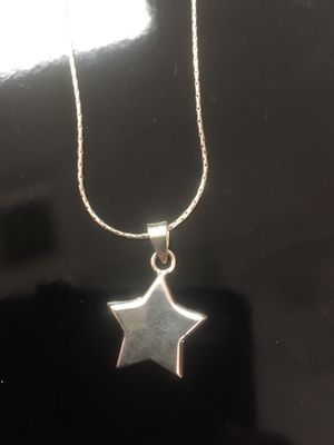 925 sterling silver necklace for Sale in Danbury, CT