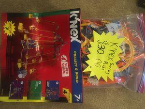 K'Nex Super Swing Buildjng set for Sale in Lockport, IL