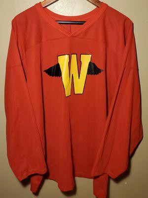 WHITTIER WINGS CCM Hockey Jersey Men's Size 2XL for Sale in Downey, CA