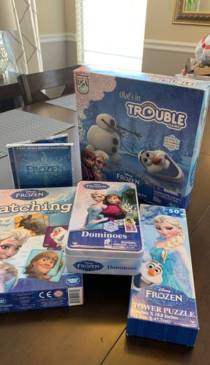 FROZEN PACK - $10 NEW items for Sale in Fontana, CA