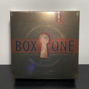 Box One Board Game Escape Room for Sale in North Tustin, CA