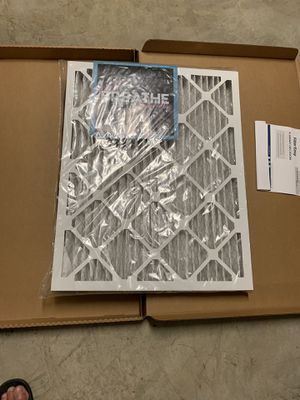 "25"" X 20"" X 2"" Air Conditioner Filter for Sale in Friendswood, TX"