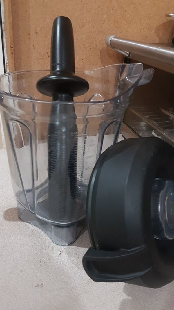 Jar and thumper only Vitamix classic, professional 300, 750 . 5300. 5700.