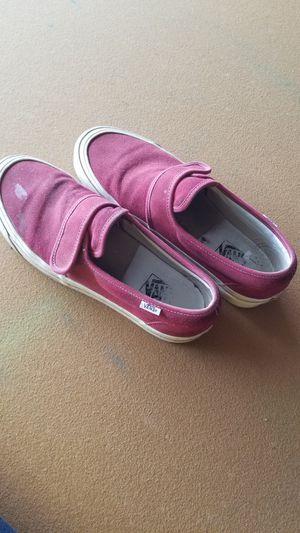Vans men's shoes size 9.5 for Sale in Cerritos, CA