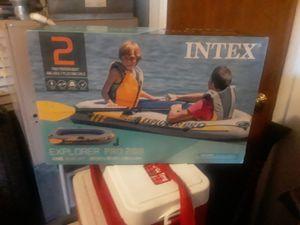2 person water boat for Sale in Spokane, WA