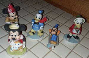 Vintage Walt Disney productions glass figurines for Sale in Layton, UT