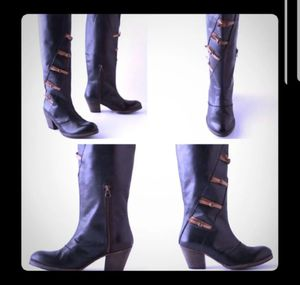 ANTHROPOLOGY HOLDING HORSES RIDING Boots 6 for Sale in Atlanta, GA