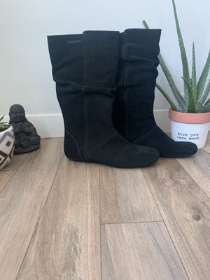 Patagonia black boots for Sale in Fresno, CA