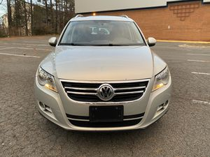 2010 Volkswagen Tiguan SE Wolfsburg All wheel drive for Sale in Sterling, VA