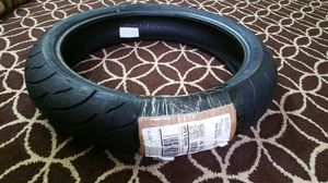 Brand new Honda Yamaha kawasaki motorcycle front tire for Sale in Linden, NJ