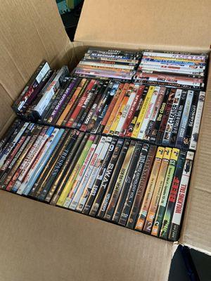 100 random dvd for Sale in Sunrise, FL