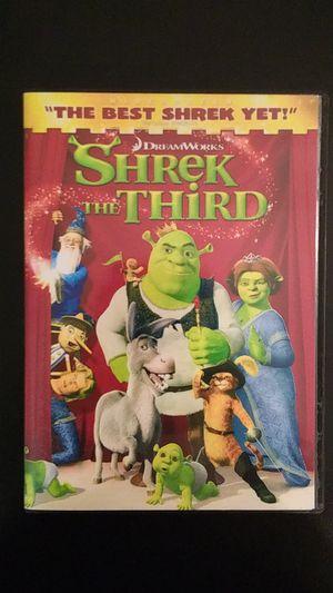 Shrek 3 for Sale in Tempe, AZ