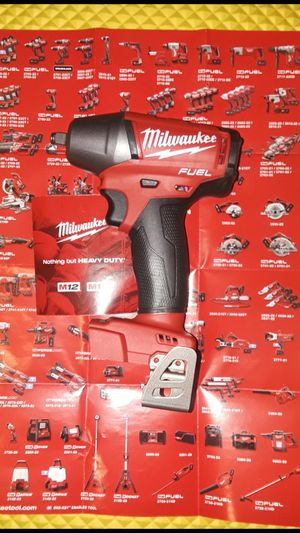 """Milwaukee 3/8"""" Impact Wrench Brushless Fuel M18 for Sale in Downey, CA"""