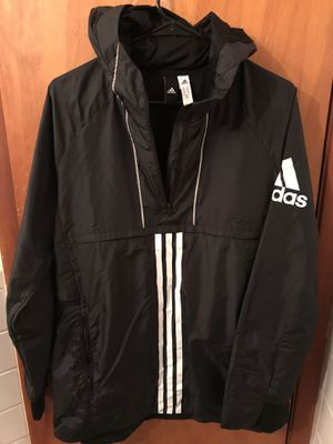 Adidas hoodie jacket Size M for Sale in Euclid, OH