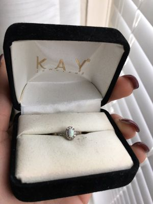 Opal ring from Kay Jewelers for Sale in Tallahassee, FL