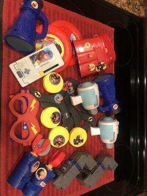 Super Hero's - Kids Toys for Sale in Homestead, FL