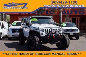 2014 Jeep Wrangler for Sale in Fontana, CA