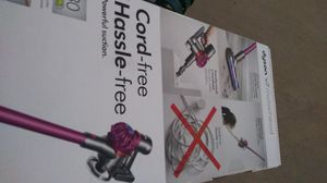 Dyson vaccuum. Brand new for Sale in Ontario, CA