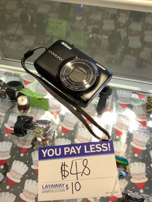 Nikon digital camera for Sale in San Antonio, TX