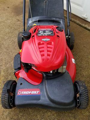 "Troy-Bilt 21"" Self Propelled Mower for Sale in Mint Hill, NC"