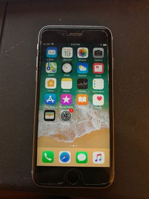 Great condition iPhone 6s unlocked space grey 32gb for Sale in Columbia, SC