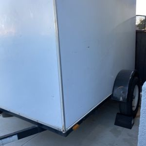 Trailer For Sale 8x5x6 for Sale in Perris, CA