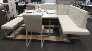 New Dinette Set With Bench for Sale in West Columbia, SC