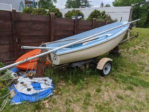 10 ft sailboat complete for Sale in Salem, NH