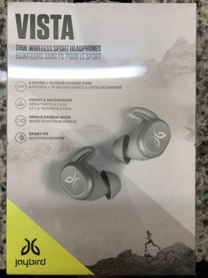 """Jaybird """"VISTA"""" sport headphones for Sale in Citrus Heights, CA"""