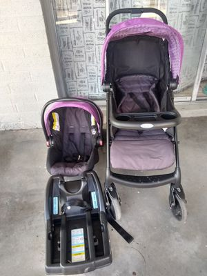 Baby stroller and Car seat for Sale in Glendale, AZ