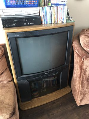 Old style tube Sony tv for Sale in Lake Stevens, WA