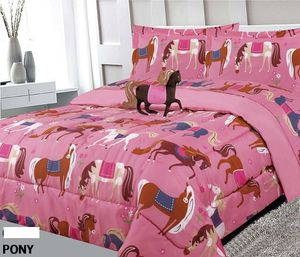 KIDS PRINTED COMFORTER SET WITH TOY FULL SIZE FOR 40) for Sale in Irving, TX