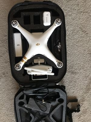 DJI Phantom3 Professional 4K shooting for Sale in Chicago, IL