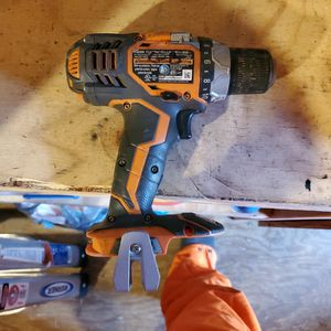 Ridgid R86008 Drill for Sale in St. Louis, MO